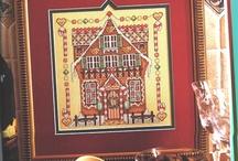 cross stitch - Christmas / by Janice