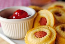 Recipes: Appetizers / by Melissa Robbins