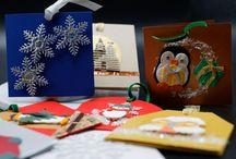 Holiday Paper Christmas Tags