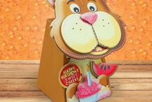 Box-Pops! / Bring your favourite animals to life with our fantastic Box-Pops!