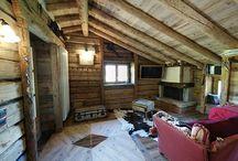 legno vecchio / Arredamenti su misura