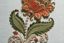 Ornate clothing