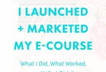 - e-courses // portable income toolkit - / E-course creation guides and tips for #portableincome entrepreneurs.