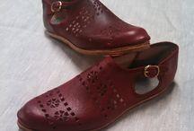 16. századi női cipő