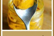 Turmeric paste