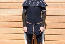 ropa medieval masculina
