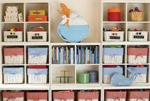 Storage + Organize