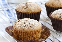 Baking with Whole Grains / Recipes that use whole wheat flour, or other whole grains, such as oats or corn. / by Diane Ki