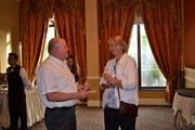 July 2015 Contact Breakfast / The Chamber's July Contact Breakfast featured keynote speaker Ross A. Mauri of IBM at the Poughkeepsie Grand Hotel and was sponsored by Hudson Valley Federal Credit Union.