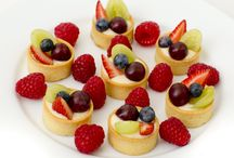Sweet Canapes / Decadent Little Desserts