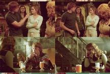 Hermione y Ron