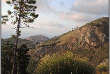 Sicilia / Holiday, trekking, mountains,