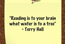 Well Read / Books that I've read or want to read... each case is noted. / by Terry Jobs