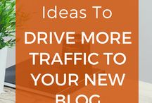 blog traffic and seo / driving traffic to a blog, see, social media, content marketing, search engine optimisation
