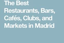 Eating places madrid