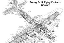 WW II planes USA- Art