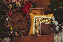 подушки и домашнее