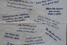 Quilt quotes