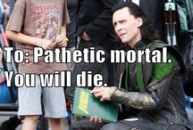 Loki/Tom Hiddleston <3 (and related things to him)