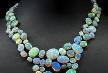 Opal and jewelry madness / by Lorimar del Rio