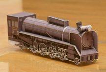 Steam Locomotiven
