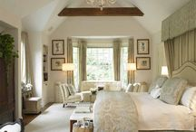Master Bedrooms / A room I could live in.