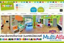 Webs Multiatlas / ¡¡Nuestros trabajos en un sólo sitio para todos vosotros!!