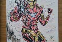 Dario Di Donato's Artwork / This is my Artwork PAge.... as you will see, I'm a passionate NERD^^