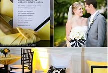 Yellow Wedding Ideas / There is something so energizing about a refreshing citrus hue or a soft lemon accent color. Paired with gold tones for romantic fall decor or pastel shades for spring, yellow is one of the most versatile colors for any season.
