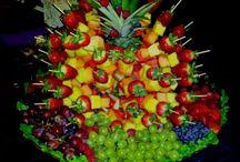 fruktdekorasjoner