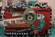 Beautiful scrapbook projects / by Iman Zourob