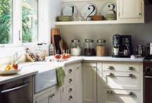 HOME: dream kitchens / by Ashley Gale