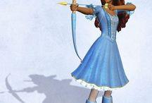 Barbie i 4 muszkieterki