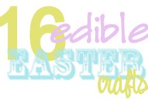 Easter crafts / by Amy Ingram