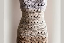Crochet Dresses and other Misc