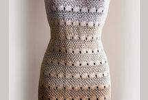 φορεμα βελονακι