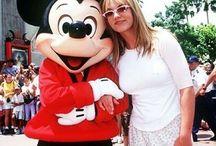 1999. Disney World