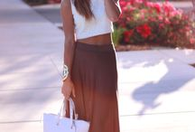 Summer outfits / by Kathy O'Donnell Prem