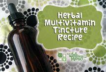 HerbalTincture Me ☆ / by ♧☆Luna Moon♧