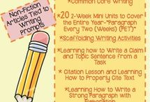 Writing Products / I know as a teacher, I am always looking for great writing resources.  Sometimes, others have resources that help simplify the process.  If you would like to be part of this board, follow the board, and then please e-mail me englishohmy@gmail to be added. I will happily invite you! **Please post no more than two products a day.**