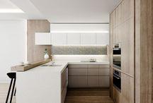 Moderné kuchyne