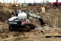 Concrete Pile Cutting / Concrete pile cutting is cutting the excess concrete (or steel or wood) after a pile has met refusal. Aggregate Technologies specializes in safe pile cutting - Call 1-877-SLABSAW.