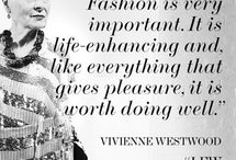 British fashion quotes