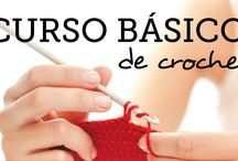 curso básico de crochet