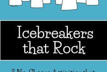 Speaking Activities & Icebreakers