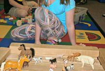 Farm Classroom Activities / by Linda Cardenas