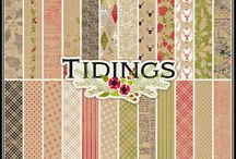 Tidings Collection / by Authentique Paper