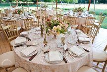 All Things Treasured - Event & Wedding Prop Rentals / by Terina Matthews