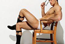 men's garters