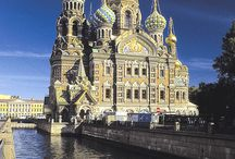 Travel, Russia- St.Petersburg